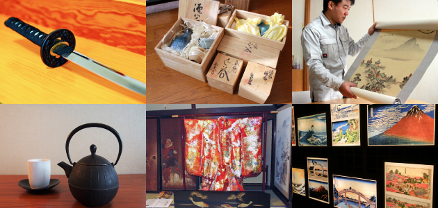 骨董品・美術品の出張買取|新潟の遺品整理・遺品処分